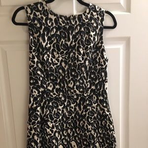 Lovely Milly cheetah print dress